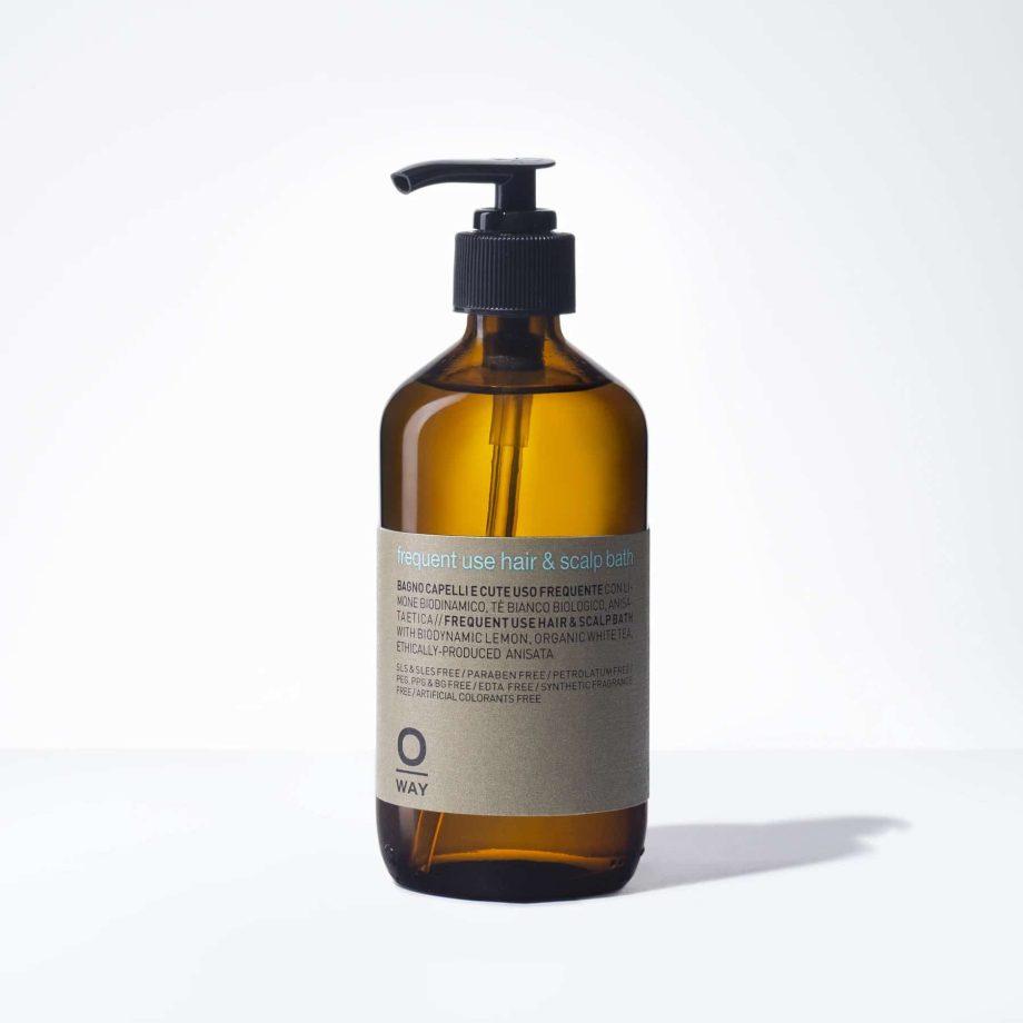 frequent use hair & scalp bath