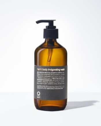 hair & body invigorating wash