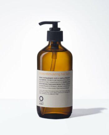 micro-stimulating hair bath
